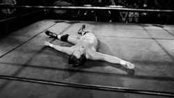 Drew Haskins defeated by Jocephus